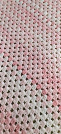 Уютный плед от бабули ручной работы на заказ