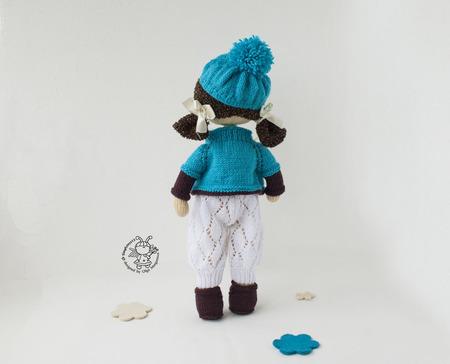 "Мастер-класс ""Кукла Аннабель"" ручной работы на заказ"