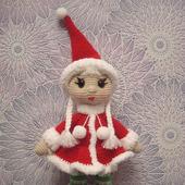 Рождественская гномочка