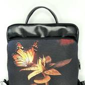 Рюкзак  с двумя отделениями