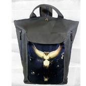 Рюкзак городской с принтом