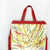 Сумка-рюкзак со сменным клапаном