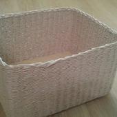 фото: плетение из бумаги