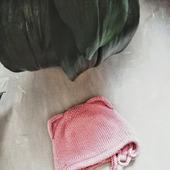 фото: шапка с ушками
