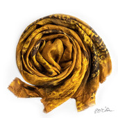 Шелковый шарф батикоты