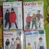 Burda - супервыкройка бурда