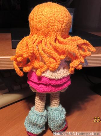 Кукла Герда ручной работы на заказ