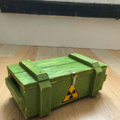 Подарочный армейский ящик
