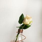"""Ваза для цветов """"Лампочка"""""""