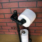 """Держатель для туалетной бумаги """"Джентельмен"""""""