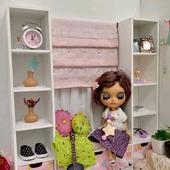 """Кукольная мебель """"Комната Мии"""""""