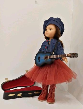 Одежда для куклы Паола ручной работы на заказ