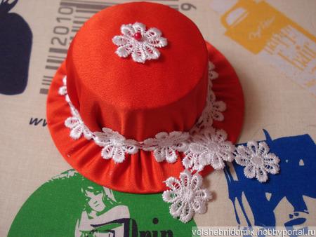"""Игольницы """"Шляпа"""" ручной работы на заказ"""