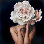 """Картина """"Нежность Розы"""""""