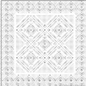 """Схема для вязания - платок оренбургский """"Серебряное копытце"""""""