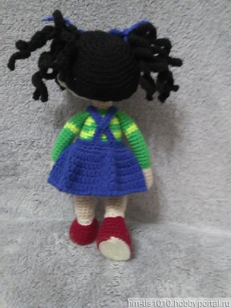 Кукла Вита ручной работы на заказ
