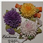 Повязочка с цветком 2
