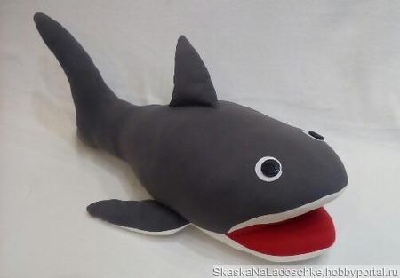 Акула ручной работы на заказ