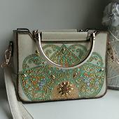 "Женская сумочка ""Цветок"""