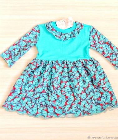 Платья для девочек ручной работы на заказ