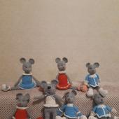Игрушки мышки