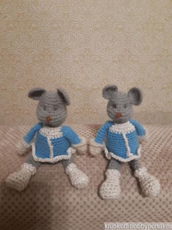 Игрушки мышки ручной работы на заказ