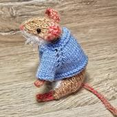 Мышка реалистичная игровая
