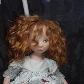 Кукла ручной работы Агата