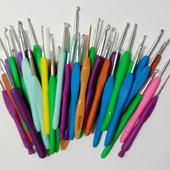 Крючок с каучуковой ручкой