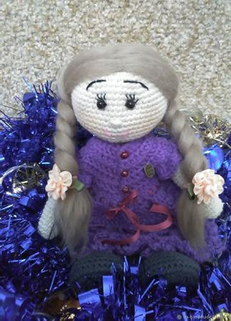 Кукла Катя ручной работы на заказ
