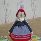 Куклы Тильда: Зая-Буся