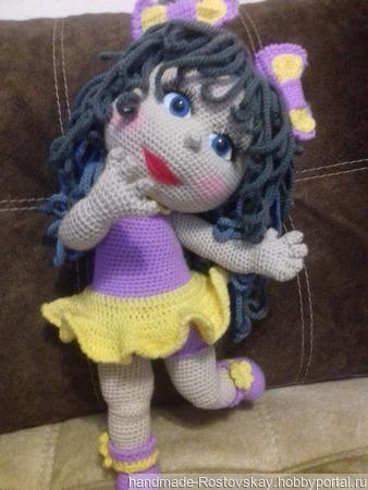 Кукла Маришка ручной работы на заказ