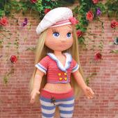 Кукла Маришка