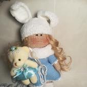 Кукла-зайка