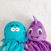 Мягкие игрушки: Веселые медузы