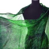 Шелковый шарф женский