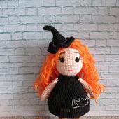 Кукла Ведьмочка Лили