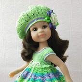 Наряд для кукол Паола Рейна и схожих по размеру
