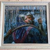 "Картина ""Встреча"""