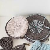 Сумочки круглые (комплект из 5 предметов)