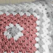 Декоративные подушки крючком