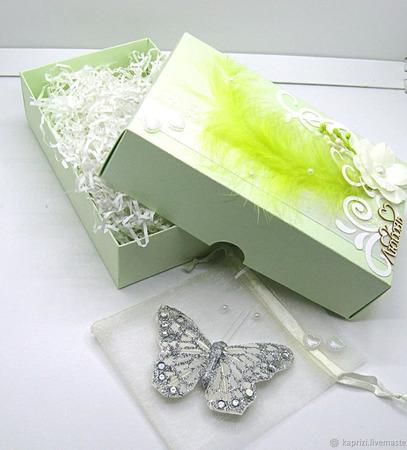 """Композиция из конфет """"Свадебный подарок"""" ручной работы на заказ"""