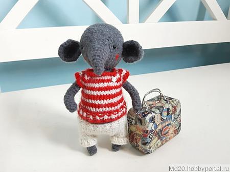 Слон ручной работы на заказ