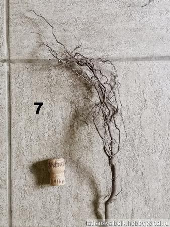 Корни дерева дрифтвуд ручной работы на заказ