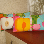 Подушки фруктовые