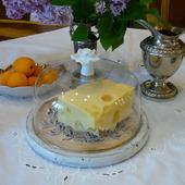 """Сырница, пирожница клош """"Изысканность Прованса"""""""
