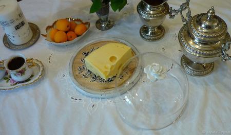 """Сырница, пирожница клош """"Изысканность Прованса"""" ручной работы на заказ"""
