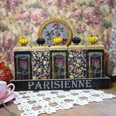 """Большой набор для трав, чая, специй """"Вечер в Париже"""""""