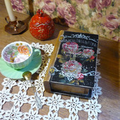 Чайная шкатулка Анжелика.