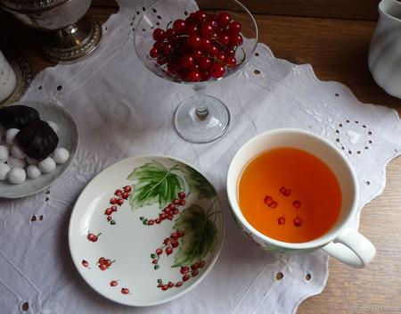 """Большая бульонница, чайная пара """"Вкуснятина"""" ручной работы на заказ"""